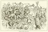 Landing of the Romans, 54 BC