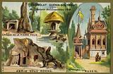 Souvenir of the Exposition Universelle, Paris, 1889