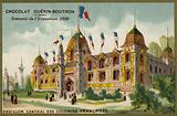 Central Pavilion of the French Colonies