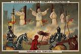 Martyrdom of the Knights Templar