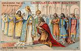 Coronation of Charlemagne as Emperor, 800