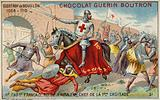 Godfrey of Bouillon, French soldier, ruler of the Kingdom of Jerusalem and leader of the First Crusade