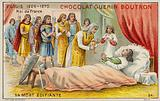 Death of King Louis IX of France