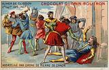 Attempted assassination of Olivier de Clisson by Pierre de Craon