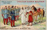 Surrender of Abdelkader to Marshal Bugeaud, 1847