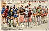 Gustav Vasa proclaimed King of Sweden