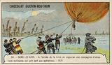 Company of military balloonists of the Army of the Loire, 1871