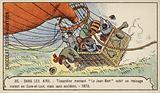 Tissandier's balloon Le Jean Bart experiences a violent landing in Eure-et-Loir, 1873