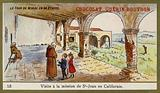 Visit to the Mission of San Juan, California