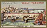 The Ponte Vecchio over the Arno, Florence