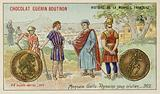 Gallo-Roman money of the reign of Julian, 362