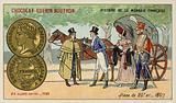 Gold 20 franc piece, 1807