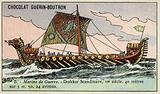 Viking longship, 6th Century