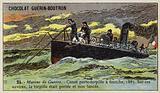 French torpedo boat, 1883