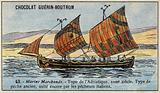 Topo, fishing boat used in the Adriatic, 18th Century