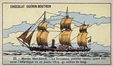 American paddle steamer Savannah