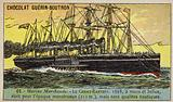 SS Great Eastern, 1858