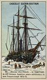 Tegetthof, ship used on the Austro-Hungarian polar expedition of 1872-1873