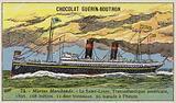 SS St Louis, American transatlantic liner, 1895