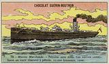 Oil tanker, 1900