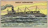 American whaleback cargo ship, 1900