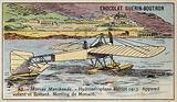 Bleriot floatplane, 1913