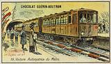 Electric Metro train