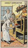 Electric kitchen
