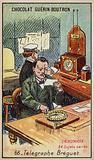 Breguet telegraph