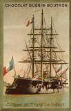 French ironclad Trident