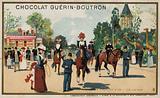 Horses, Jardin d'Acclimation, Paris