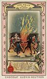 The fires of St John