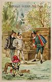 The game of bilboquet