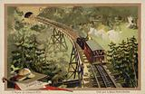 The Rigi Railway, Switzerland