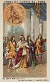 The Doge of Genoa at Versailles, 1685