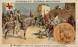 Godfrey of Bouillon at Jerusalem, 1099