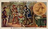 Louis XI of France at Peronne, 1468