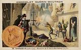 St Bartholomew's Day Massacre, 1572