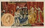 The coronation of Napoleon as emperor, 1804