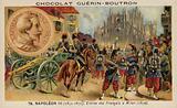 French troops entering Milan, 1859
