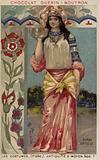 Ancient Persian costume