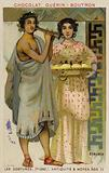 Etruscan costumes