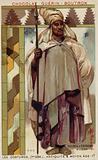Moorish soldier from Spain