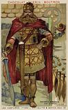 Hungarian Tartar warrior chief