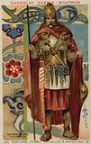 Turkish Tartar warrior chief