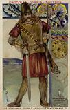 Slav Tartar warrior chief