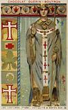 Frankish bishop, 11th Century