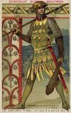 Spanish spearman, 9th century