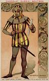 Costume of a lord, 14th Century