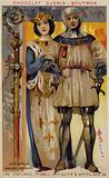 Ceremonial costume of the nobility, 14th Century